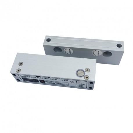Електромагнитна брава тип Болт за стъклена врата със стъклена каса