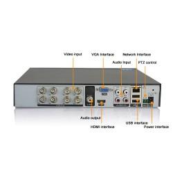 AHD цифров DVR  8 канален