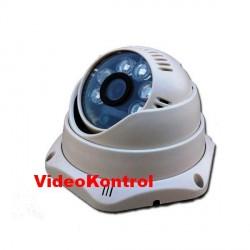 AHD Цветна куполна камера с висока резолюция