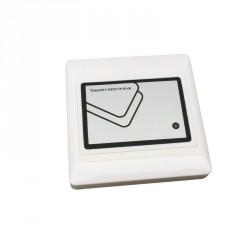 Пластмасов 125 kHz Самостоятелен терминал с четец и клавиатура за контрол на достъп