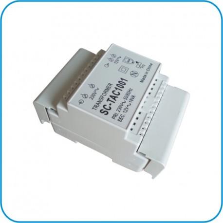 Захранване Input: 220-230VAC, Output: 12VAC,50/60Hz