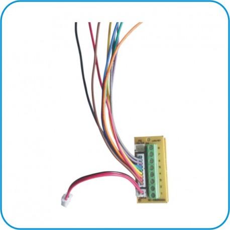 Диоден блок за аналогово домофонно табло Hycomm