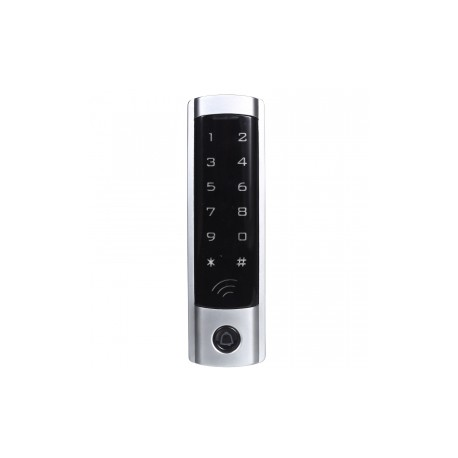 Дизайнерска серия сензорна клавиатура с вграден четец и контролер