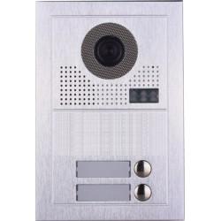 Видеодомофонно табло 2 проводно, 2 абонат