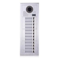 Видеодомофонно табло 2 проводно, 8 абонат