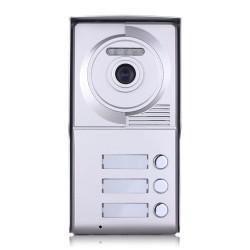 Видеодомофонно табло 2 проводно, 3 абонат