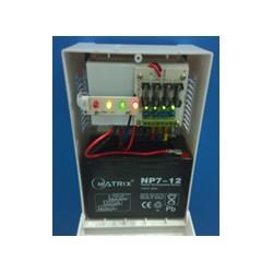 Автономно захранване за камери 3А - пласмасова кутия