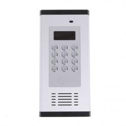 Безжичен GSM домофон с дистанционно отключване