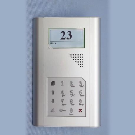 Цифрово домофонно табло Проел с  RFID четец