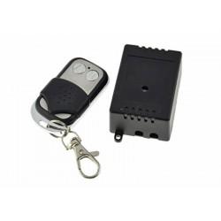 Безжичен бутон за дистанционно управление с едно реле.