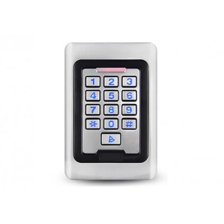 Метален контролер с вграден четец и клавиатура. 125 kHz