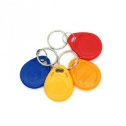 Безконтактни RFID ключове – ключодържател - 100 бр.