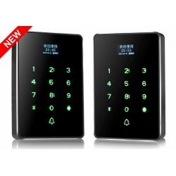 Самостоятелен контролер за достъп със сензорния екран и отчет на работното време по USB