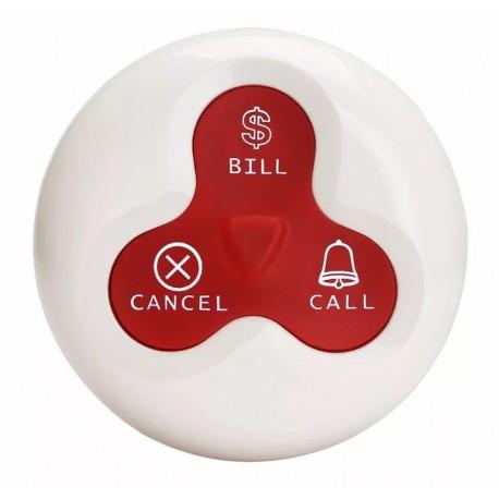 Бутон за повикване - 3 бутноа